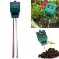Прибор для определения кислотности, влажности и освещения почвы 3 в 1