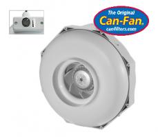 Can-Fan RK125LS вентилятор радиальный, 4 скорости, fi-125mm, 370m3/h