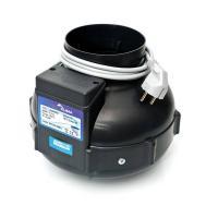 Вентилятор Prima Klima радиальный, 2 скорости, fi-125mm, 220/400m3/h