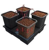 Wilma Гидропонная система Small 4 (pot 11 л)