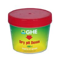 GHE pH Down (в порошке) 100гр