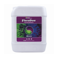 GHE Dual Part Bloom - Flora Duo 5 л