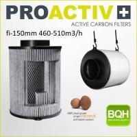 Garden Highpro фильтр угольный ProActiv профессиональный, fi150mm, 460-510m3/h