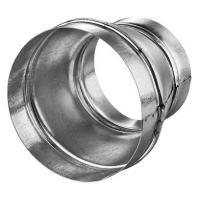 Редуктор вентиляционный стальной 200/125 мм