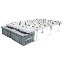 Гидропонная система GHE Aero для 120 растений, 320 л, 600x120xh56cm