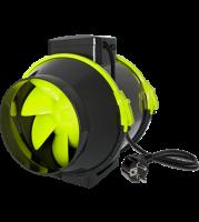 Канальный вентилятор GARDEN HIGHPRO Extractor TT Fan fi100mm, 2-скорости 145/187м3/ч, 21/33W
