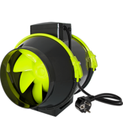 Канальный вентилятор GARDEN HIGHPRO Extractor TT Fan fi125мм, 2-скорости 220/280м3/ч, 23/37W