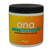 Нейтрализатор запахов ONA Block Tropics 175 г