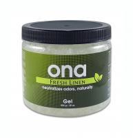 Нейтрализатор запахов ONA Block Fresh Linen 175 г