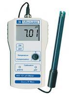 MILWAUKEE электронный pH-метр, +/- 0,1MTC