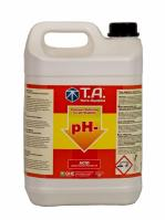 Регулятор pH Down GHE 5 л