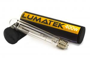Лампа LUMATEK ДНаТ Dual Spectrum 400W (рост-цветение)