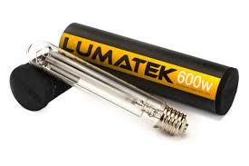 Лампа LUMATEK ДНаТ Dual Spectrum 600W (рост-цветение)