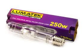 Лампа LUMATEK ДРи Growth Spectrum 250вт