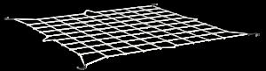 Гибкая сетка для DARK ROOM / DARK STREET 150X150 СМ