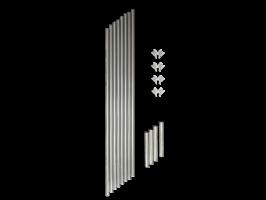 Стойка усиленная для DARK ROOM Ø 19ММ-150СМ