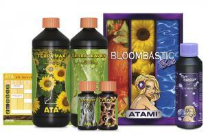 Набор Atami ATA Terramax,TerraLeaves, Root-C, Atazyme, Bloombastic