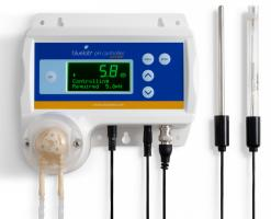 Электронный контроллер-монитор c Wi-Fi Bluelab pH CONTROLLER CONNECT