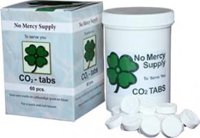 Таблетки CO2 для выращивания растений, 60 шт