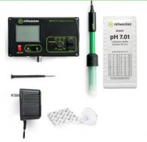 Непрерывный электронный монитор/измеритель pH Milwaukee MC110/115