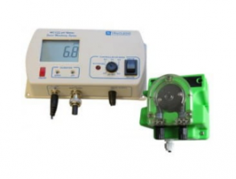 Электронный монитор pH с насосом Milwaukee MC720